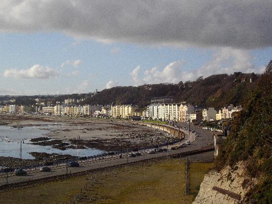 The Devonian: View towards Douglas Promenade