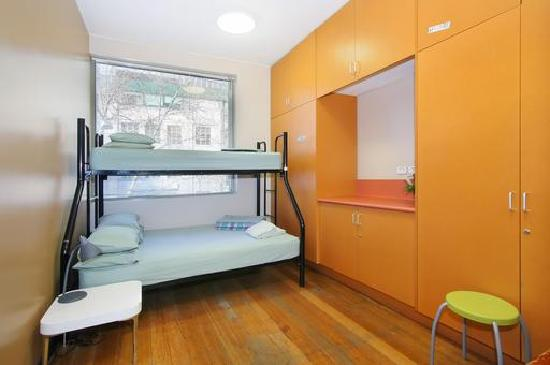 Melbourne City Backpackers: Private room