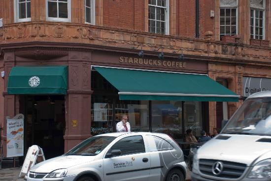 Starbucks North Audley Street