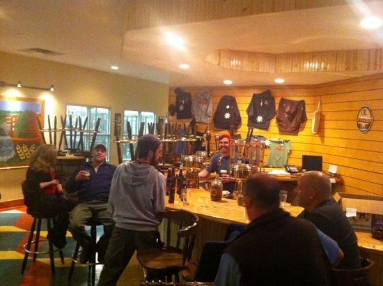 Otter Creek Brewing : Bar at trip advisor