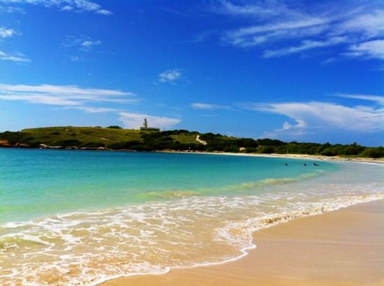 Playa Sucia ... dirty beach not so dirty ;)