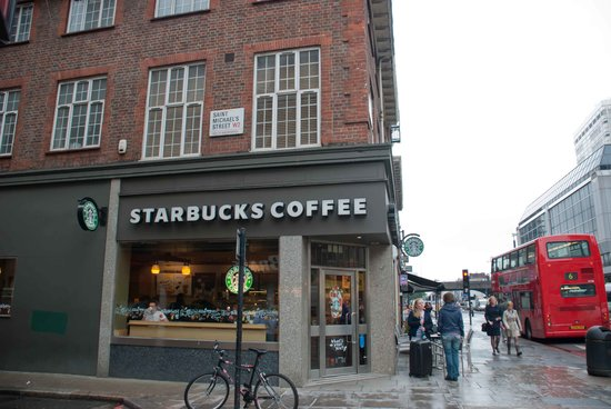 Starbucks London 207 Edgware Rd Restaurant Reviews