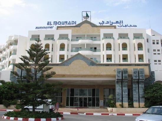 Hotel el mouradi picture of el mouradi hammamet for Mouradi hammamet 5 chambre