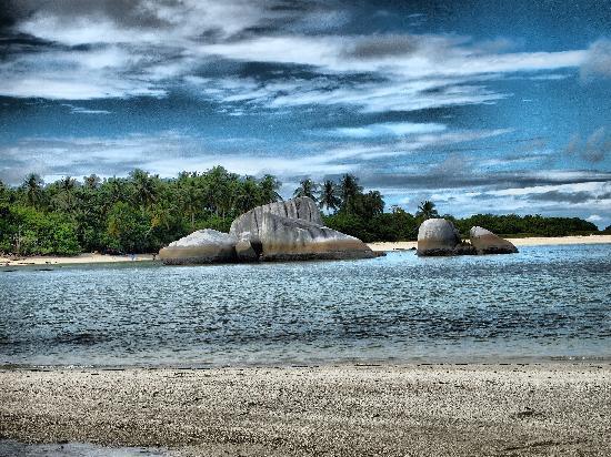 Bangka Belitung Islands, Indonesia: Beautiful rocks