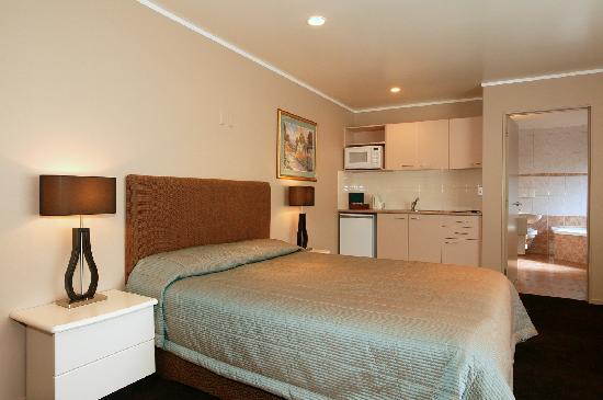 Cornwall Park Motor Inn : Double spa bath Suite