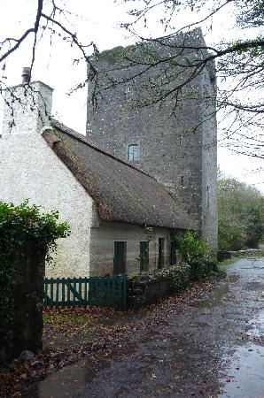 Thoor Ballylee: the cottage
