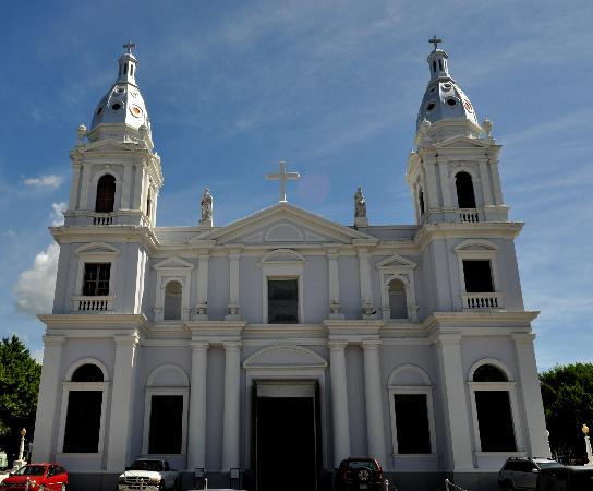 Ponce: Cathedral of our Lady of Guadeloupe