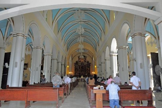 Cathedral of our Lady of Guadeloupe : All Saints Day 2011