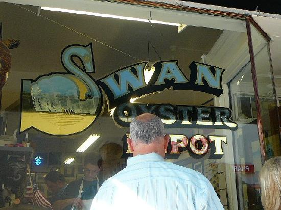 Stanyan Park Hotel: Swan Oyster Depot, San Francisco. If you love seafood, it's a bucket list destination.