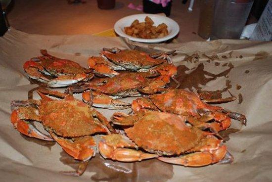 Review Of Blue Crab Jacksonville Fl Tripadvisor