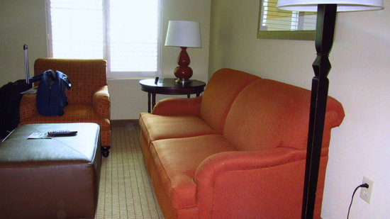 Embassy Suites by Hilton Tampa - Downtown Convention Center : Another view of the room