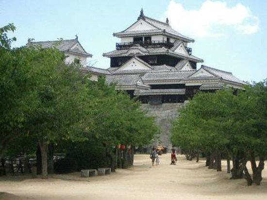 Matsuyama, Japón: 松山城