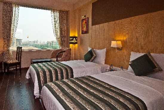 Hotel Central Blue Stone: Standard Room' Twin Bedded