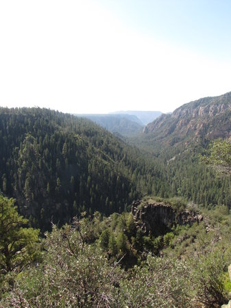 Oak Creek Vista Overlook