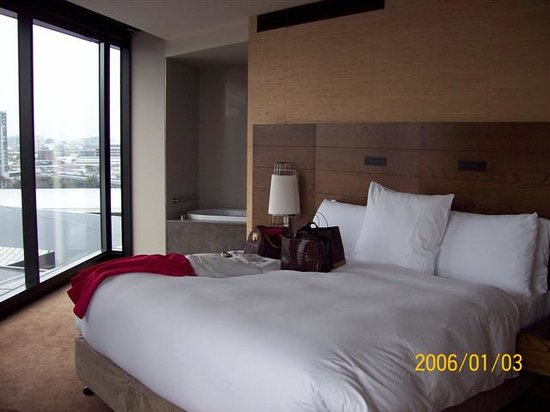 Pan Pacific Melbourne: Best Beds in Melbourne
