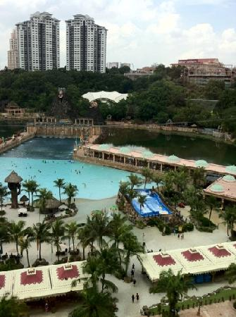Sunway Resort Hotel & Spa: pic from the room