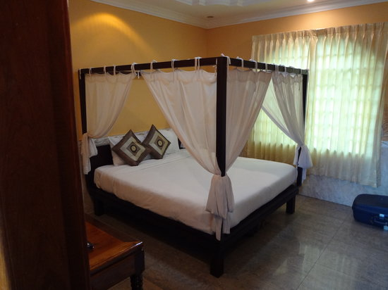 River Village Manor: Our deluxe room.