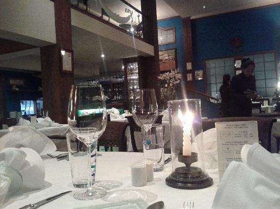 Philippe Restaurant : Inside the restaurant