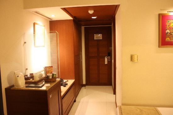โรงแรม เดอะ เรดิสัน แจ๊ส คาจูราโฮ: Chambre