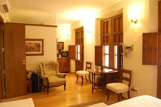Hotel Amadeus : Living Space