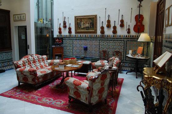 Hotel Amadeus : Main Lobby 2