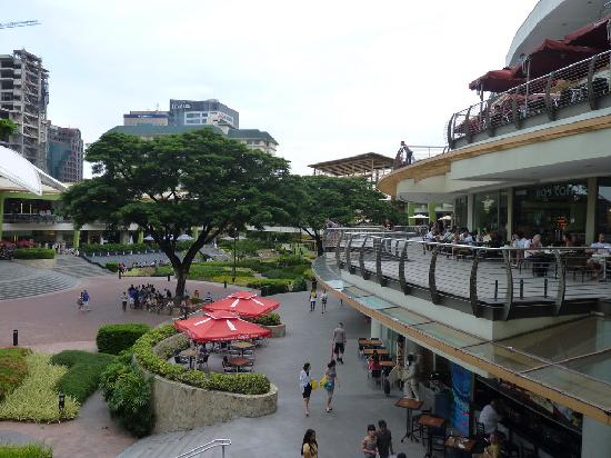 Ayala Center Cebu: Terrace 2