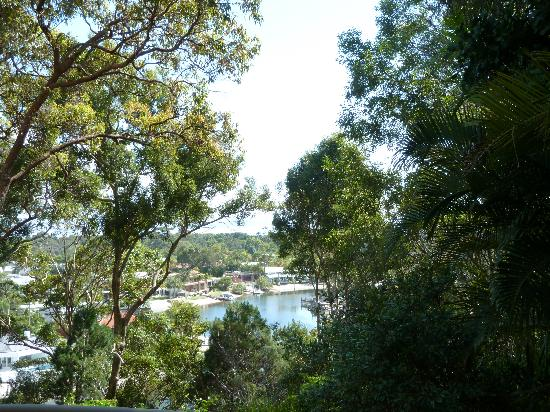 Macquarie Lodge: Nice views from 2nd storey
