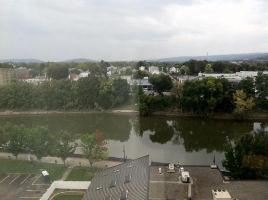 DoubleTree by Hilton Binghamton: view from room