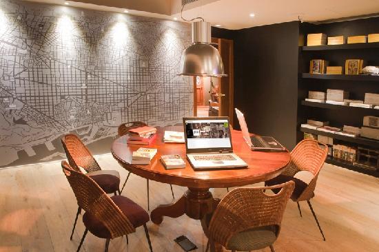 Hotel Primero Primera: Sala internet