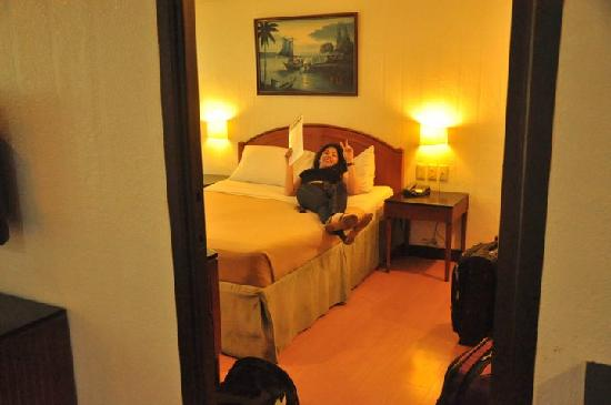 Fersal Hotel Neptune Makati: in one of the rooms