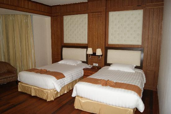 Orussey Hotel: Chambre double