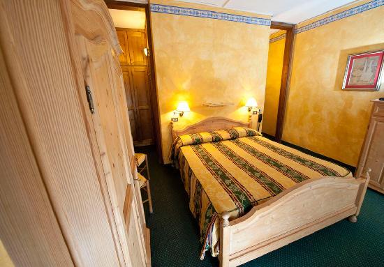Hotel Olimpia: camera matrimoniale standard