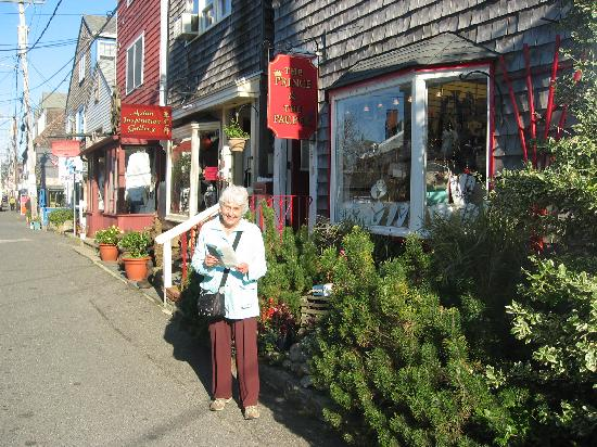 Linden Tree Inn: Exploring Rockport