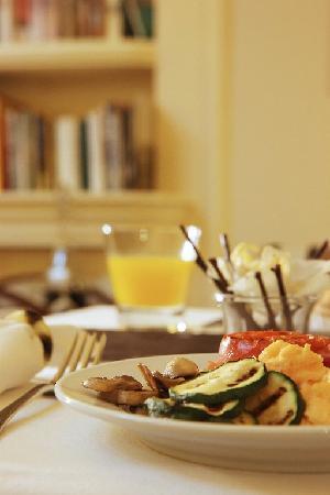 Britania Hotel : Breakfast