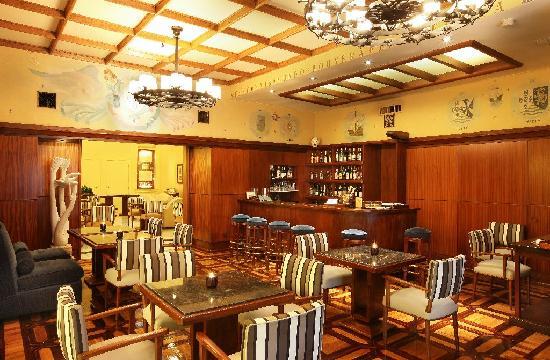 Britania Hotel : Bar