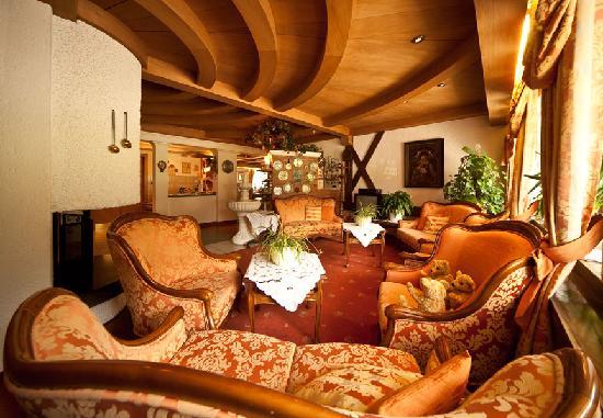 Hotel Brunnerhof: Lounge