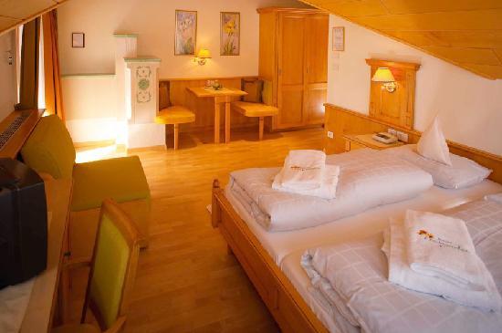Hotel Brunnerhof: Doppelzimmer