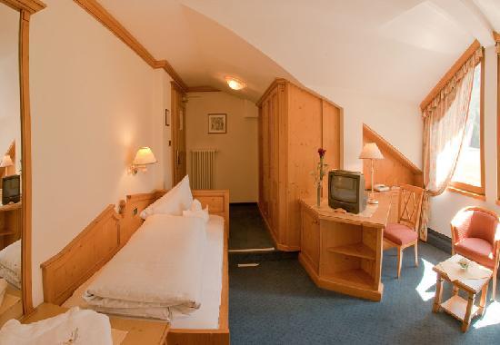Hotel Brunnerhof: Einzelzimmer