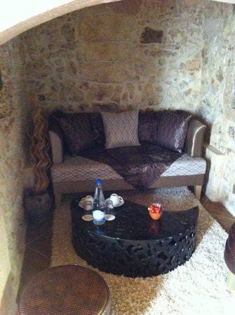 Casa Vitae Hotel : our romantic suite