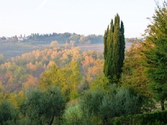 Borgo dei Cadolingi: Terrazzo bedroom view