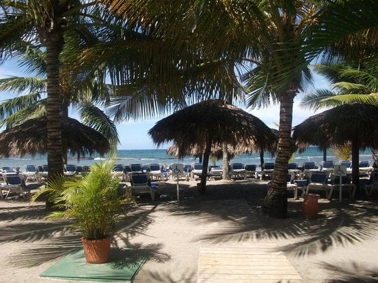 Grand Bahia Principe San Juan: beach