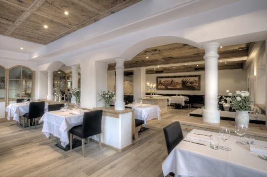 Hotel La Tambra: sala da pranzo