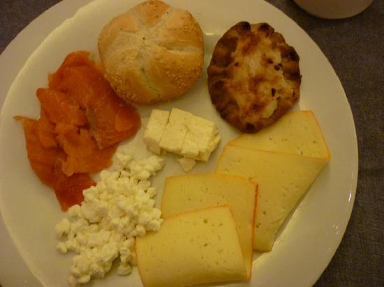 Solo Sokos Hotel Torni: My breakfast