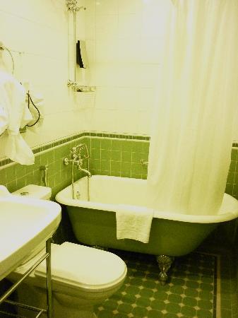 Solo Sokos Hotel Torni: My bathroom