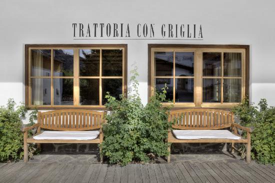 Trattoria con Griglia La Tambra : esterno