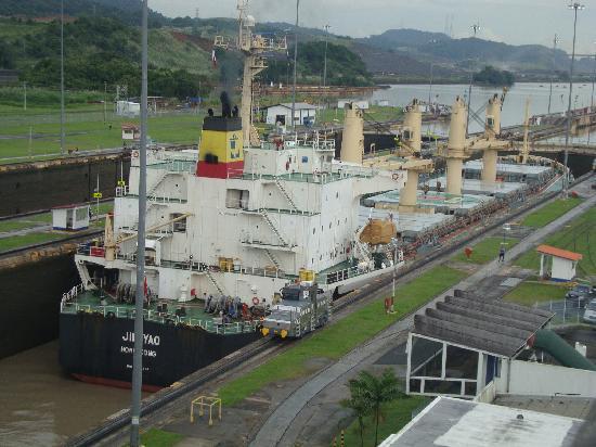 Panama-kanalen: Panama Canal
