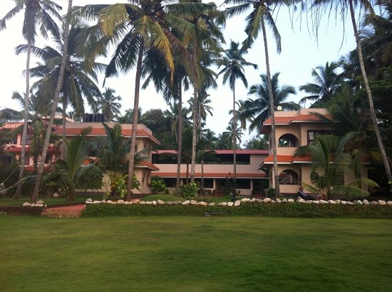 Varkala SeaShore Beach Resort: sea shore
