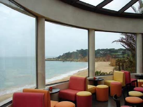 Le Club Santa Eulalia: localização da praia para ir de manhã