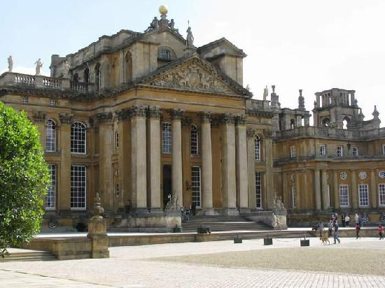 Evan Evans Tours: Blenheim Palace