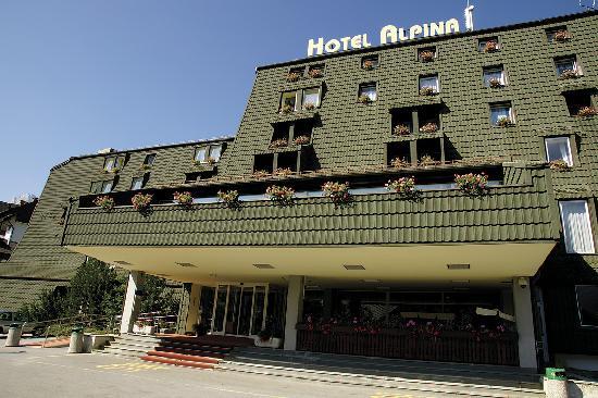 Alpina Hotel 3 Kranjska Gora